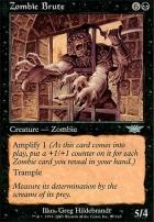 Legions: Zombie Brute