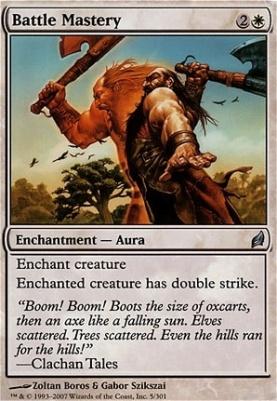 Lorwyn: Battle Mastery