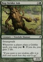 Lorwyn Foil: Bog-Strider Ash