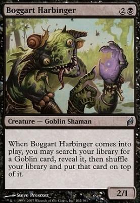 Lorwyn: Boggart Harbinger