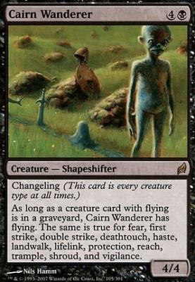 Lorwyn: Cairn Wanderer