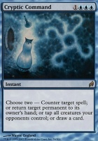 Lorwyn: Cryptic Command