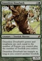 Lorwyn Foil: Dauntless Dourbark