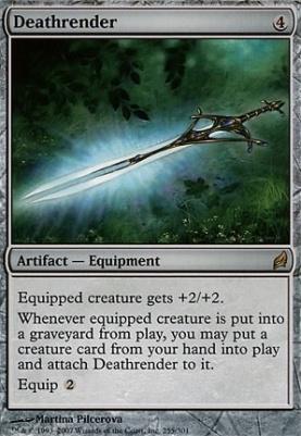Lorwyn: Deathrender
