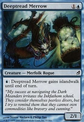 MTG Modern Card Prices | Lorwyn | Deeptread Merrow |