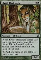 Lorwyn: Elvish Harbinger