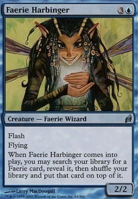 Lorwyn: Faerie Harbinger