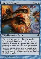 Lorwyn: Faerie Trickery