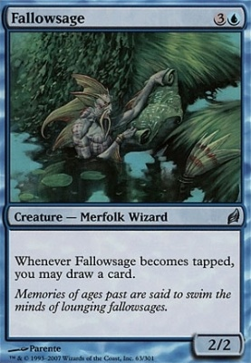 Lorwyn: Fallowsage