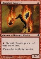 Lorwyn: Flamekin Brawler