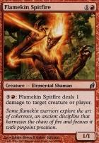 Lorwyn Foil: Flamekin Spitfire