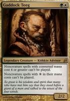 Lorwyn: Gaddock Teeg