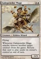 Lorwyn: Galepowder Mage