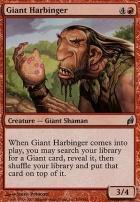 Lorwyn: Giant Harbinger