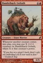 Lorwyn: Hamletback Goliath