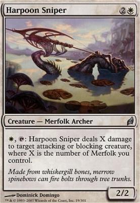 Lorwyn: Harpoon Sniper