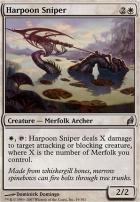 Lorwyn Foil: Harpoon Sniper