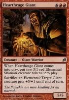 Lorwyn: Hearthcage Giant