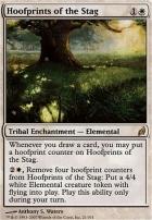 Lorwyn: Hoofprints of the Stag