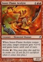 Lorwyn Foil: Inner-Flame Acolyte