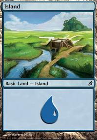 Lorwyn: Island (286 A)