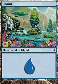 Lorwyn: Island (287 B)