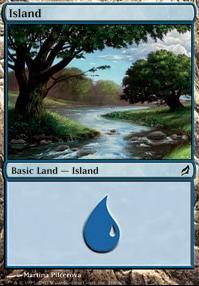 Lorwyn: Island (288 C)