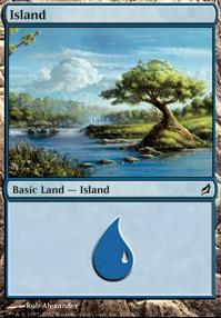 Lorwyn: Island (289 D)
