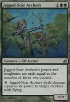 Lorwyn: Jagged-Scar Archers
