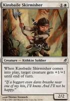 Lorwyn: Kinsbaile Skirmisher