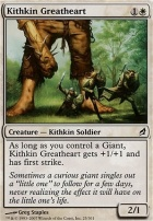 Lorwyn Foil: Kithkin Greatheart