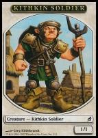 Lorwyn: Kithkin Soldier Token