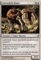 Lorwyn: Lairwatch Giant