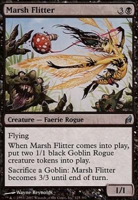 Lorwyn Foil: Marsh Flitter