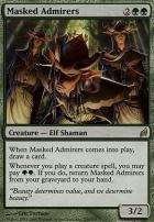 Lorwyn: Masked Admirers