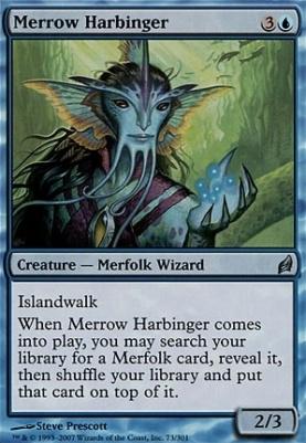 Lorwyn: Merrow Harbinger
