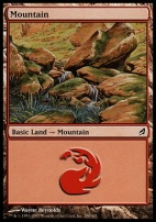 Lorwyn: Mountain (296 C)