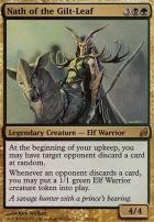 Lorwyn: Nath of the Gilt-Leaf