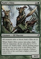 Lorwyn Foil: Nath's Elite