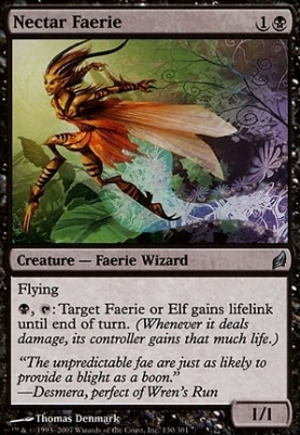 Lorwyn: Nectar Faerie