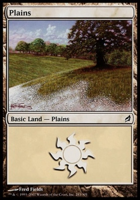 Lorwyn: Plains (283 B)