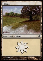 Lorwyn: Plains (283 B)