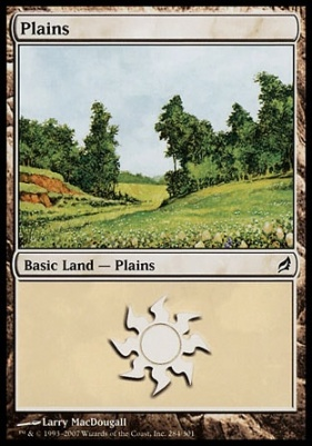 Lorwyn: Plains (284 C)
