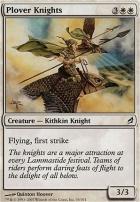 Lorwyn Foil: Plover Knights