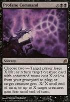 Lorwyn: Profane Command