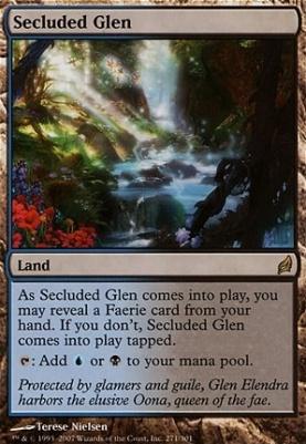 Lorwyn: Secluded Glen