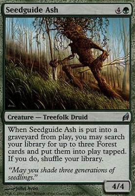 Lorwyn: Seedguide Ash