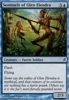 Lorwyn Foil: Sentinels of Glen Elendra