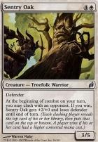 Lorwyn: Sentry Oak