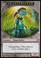 Lorwyn: Shapeshifter Token